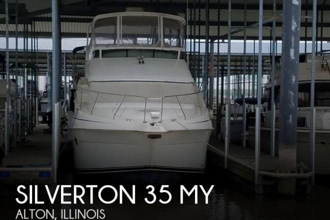 2006 Silverton 35 MY - For Sale at Alton, IL 62002 - ID 82397