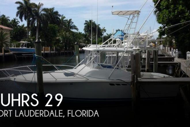 1994 Luhrs Tournament 290 - For Sale at Fort Lauderdale, FL 33302 - ID 142957