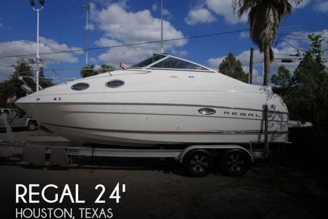 2002 Regal 2465 Commodore - For Sale at Houston, TX 77001 - ID 104800