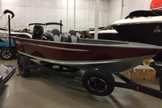2018 Alumacraft 175 - For Sale at Pewaukee, WI 53072 - ID 128282
