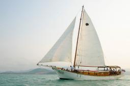 1999 Custom Built Indonesian Wooden Yacht