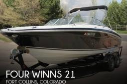 2004 Four Winns Horizon 210