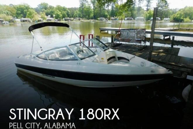 2014 Stingray 180RX - For Sale at Pell City, AL 35128 - ID 143105