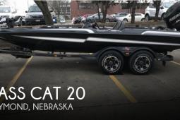 2016 Bass Cat 20