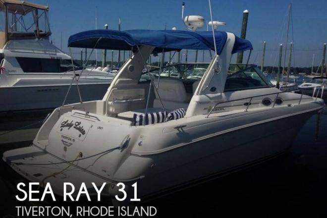 2002 Sea Ray 310 Sundancer - For Sale at Tiverton, RI 2878 - ID 143268