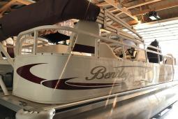 2007 Bentley 4-PT Fish Tri-Toon