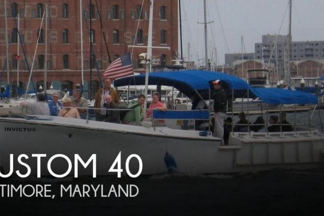 1964 Custom Built 40 - For Sale at Baltimore, MD 21224 - ID 143389