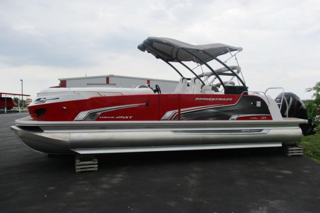 2018 Princecraft Vogue 25 XT - For Sale at Osage Beach, MO 65065 - ID 143521
