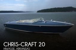 1969 Chris Craft 20