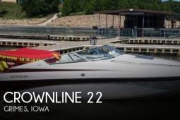 1998 Crownline 22