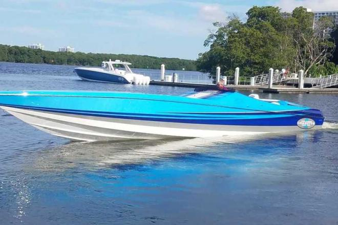 2013 Cigarette 50 Marauder SS - For Sale at Osage Beach, MO 65065 - ID 143598