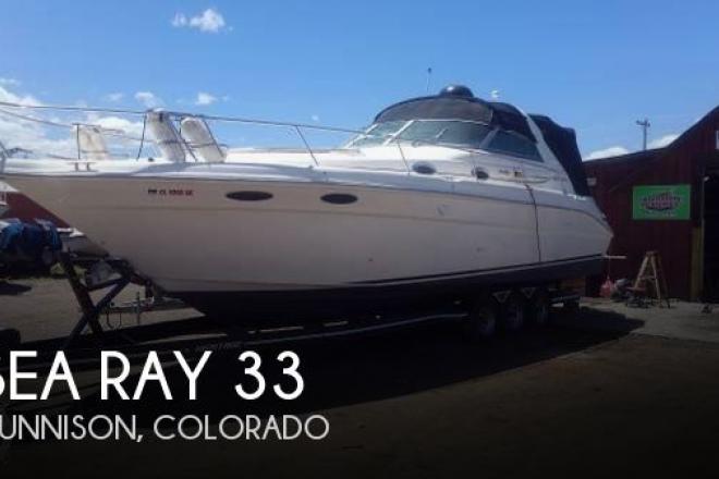 1998 Sea Ray 330 Sundancer - For Sale at Gunnison, CO 81230 - ID 143622