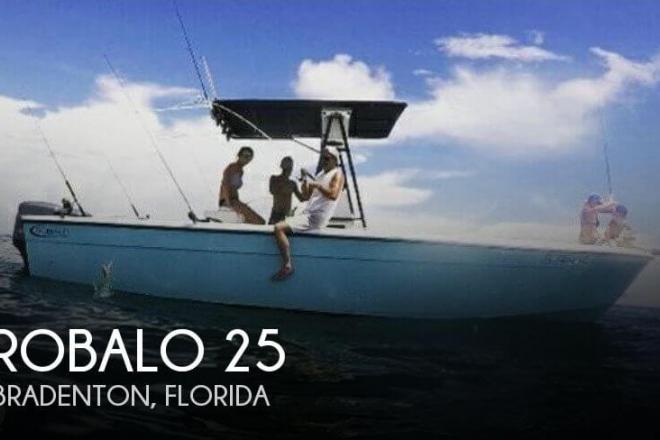 1990 Robalo 2520 - For Sale at Bradenton, FL 34209 - ID 143670