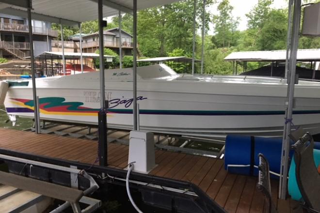 1996 Baja 32 Outlaw - For Sale at Lake of the Ozarks, MO 65065 - ID 143685