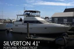 1995 Silverton 41 Motoryacht
