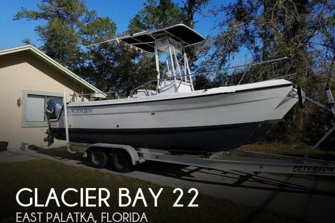 1998 Glacier Bay 22 CAT - For Sale at East Palatka, FL 32131 - ID 143741