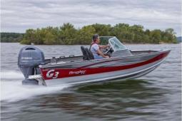 2018 G3 Angler V17 SF