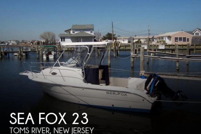 2003 Sea Fox 230 Walk Around - For Sale at Toms River, NJ 8753 - ID 143859