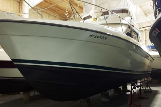 1993 Silverton 37 CONVERTIBLE - For Sale at Bay City, MI 48706 - ID 94009