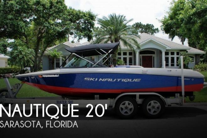 2016 Nautique 200 Closed Bow Coastal Edition - For Sale at Sarasota, FL 34241 - ID 143751