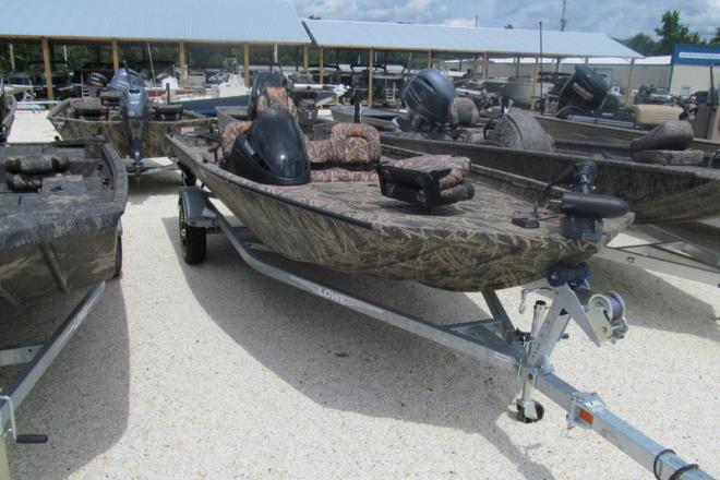2018 Lowe Stinger 175 Poly Camo - For Sale at Stapleton, AL 36578 - ID 129962