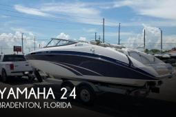 2016 Yamaha 242 Limited SX-240
