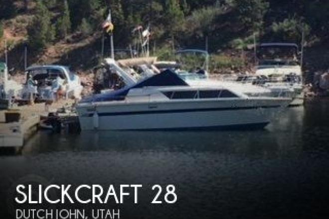 1970 Slickcraft 28 - For Sale at Dutch John, UT 84023 - ID 144360
