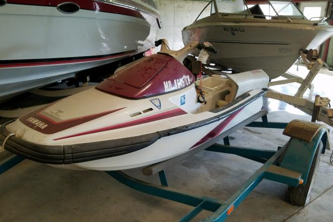 1992 Yamaha Wave Runner III - For Sale at Gravois Mills, MO 65037 - ID 144420