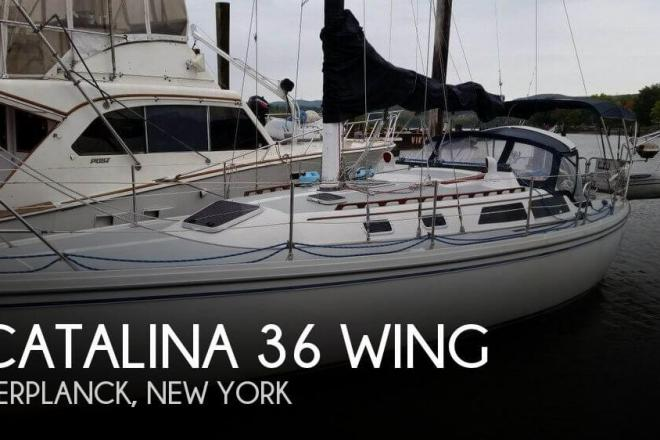 1990 Catalina 36 Wing - For Sale at Verplanck, NY 10596 - ID 131761