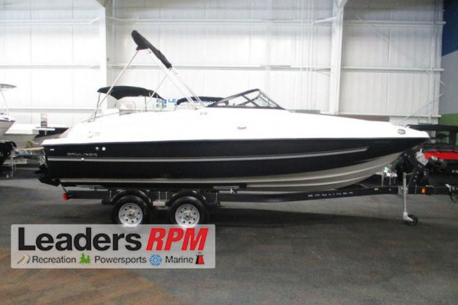2018 Bayliner 215 Deck Boat - For Sale at Kalamazoo, MI 49019 - ID 128778