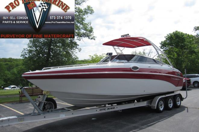 2012 Crownline 275SS - For Sale at Sunrise Beach, MO 65079 - ID 144525