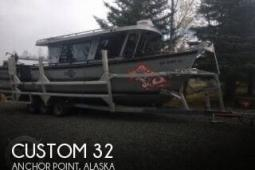 2011 Custom Built 30 CABIN CRUSER