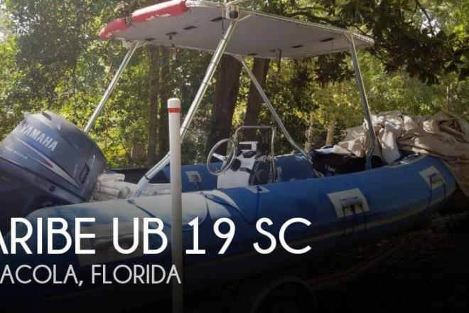 2008 Caribe UB 19 SC - For Sale at Pensacola, FL 32514 - ID 144435