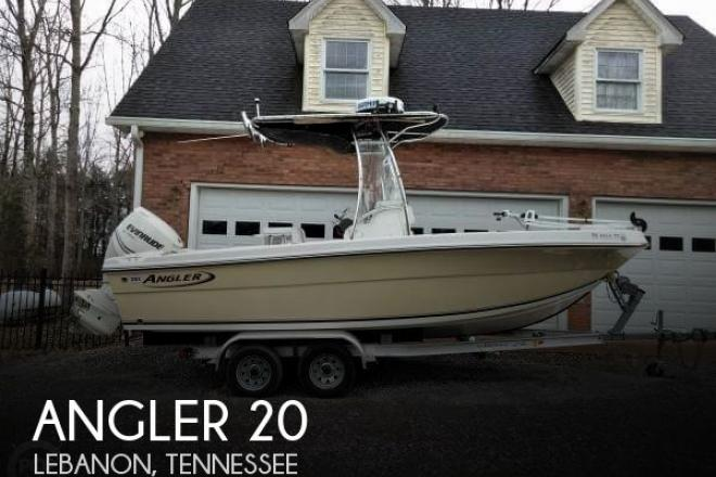 2013 Angler 204 FX - For Sale at Lebanon, TN 37090 - ID 144574