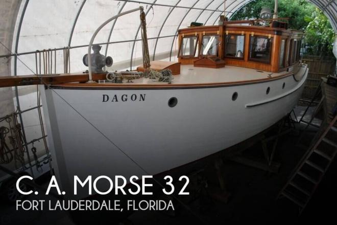 2013 CA Morse 32 - For Sale at Fort Lauderdale, FL 33331 - ID 144577