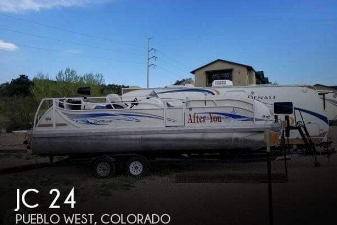 2005 JC Tritoon Tritoon 246 - For Sale at Pueblo West, CO 81007 - ID 144764