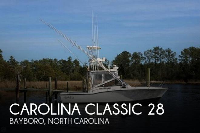 1998 Carolina Classic 28 - For Sale at Bayboro, NC 28515 - ID 144765