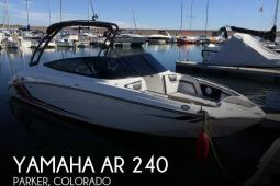 2017 Yamaha AR 240