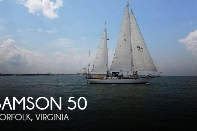1989 Samson C-Barron - For Sale at Norfolk, VA 23501 - ID 144773