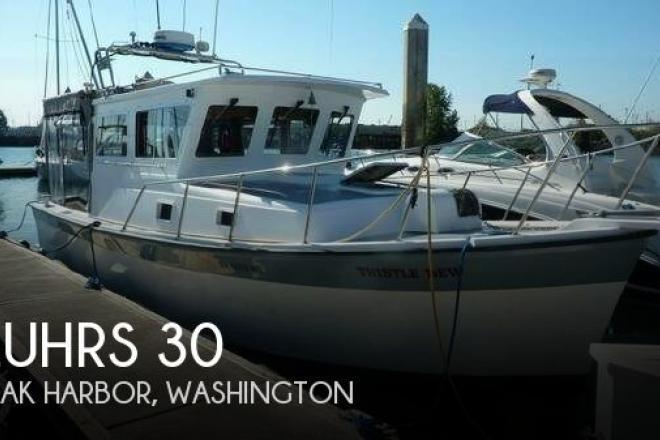 1989 Luhrs Alura 30 - For Sale at Oak Harbor, WA 98277 - ID 144842