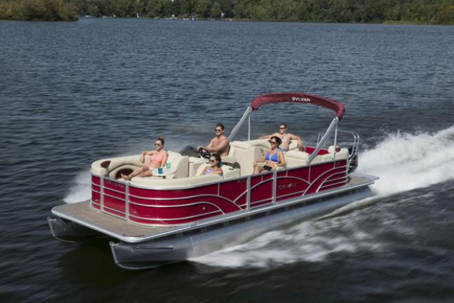 2018 Sylvan 8524 LZ - For Sale at Round Lake, IL 60073 - ID 130709