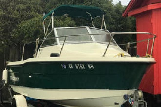 2004 Bayliner Trophy - For Sale at Half Moon Bay, CA 94019 - ID 144940