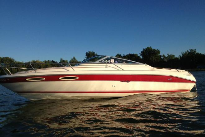 1992 Sea Ray 240 Overnighter - For Sale at Poplar Grove, IL 61065 - ID 144947