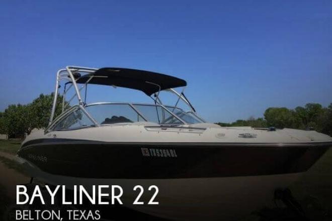 2011 Bayliner 235 BR - For Sale at Belton, TX 76513 - ID 144962
