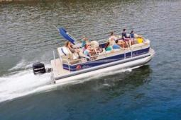 2018 Sun Tracker PARTY BARGE® 24 XP3