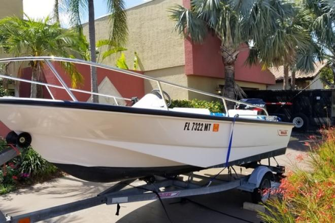 2003 Boston Whaler Sport - For Sale at Miami, FL 33135 - ID 144994