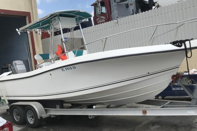 1999 Odyssey Offshore - For Sale at Miami, FL 33166 - ID 144995