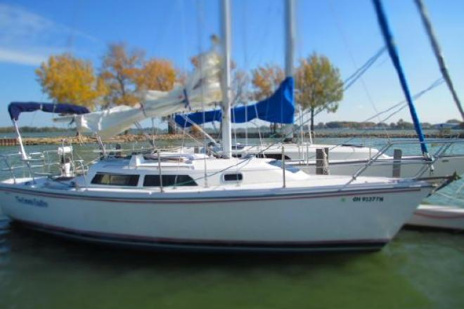 1992 Catalina 28 - For Sale at Sandusky, OH 44870 - ID 145087