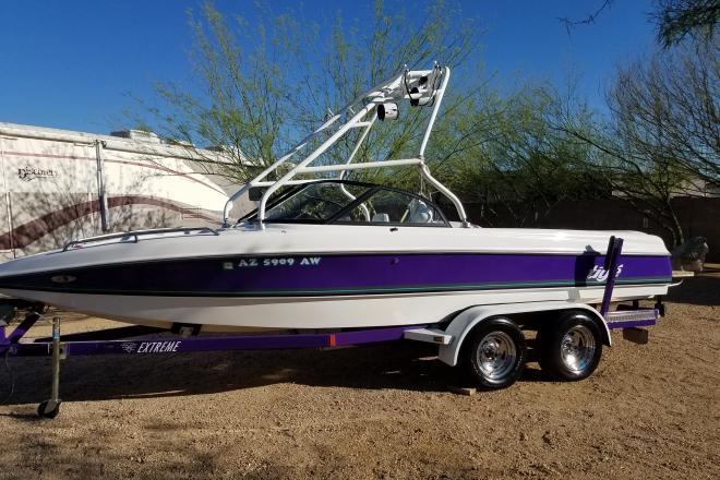1997 Tige 21 I - For Sale at Glendale, AZ 85308 - ID 145139