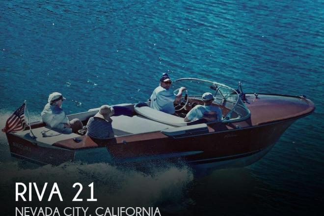 1969 Riva Olympic - For Sale at Nevada City, CA 95959 - ID 145160